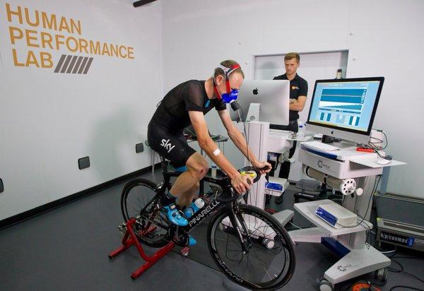 Крис Фрум - победитель Тур де Франс